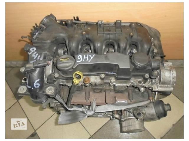 купить бу Б/у двигатель для легкового авто Citroen Berlingo 1.6 в Ужгороде