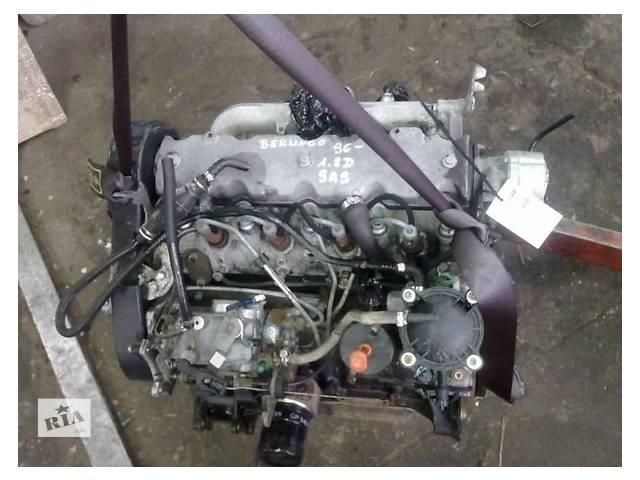 Б/у двигатель для легкового авто Citroen Berlingo 1.8- объявление о продаже  в Ужгороде