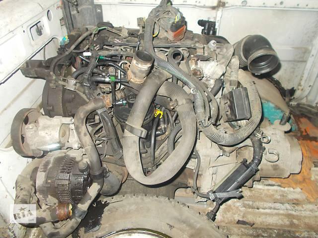 Б/у двигатель для легкового авто Citroen Berlingo 2,0 HDI- объявление о продаже  в Ивано-Франковске