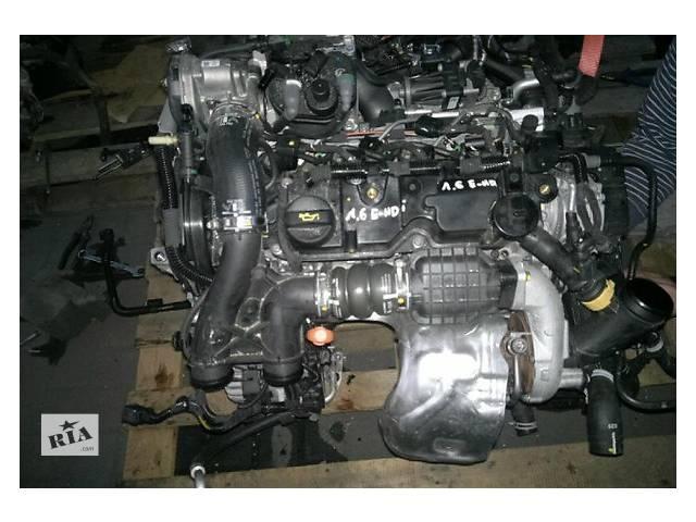 продам Б/у двигатель для легкового авто Citroen C4 1.6 HDI бу в Ужгороде
