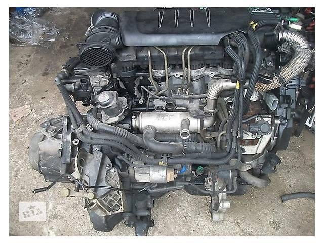 купить бу Б/у двигатель для легкового авто Citroen C5 2.7 HDI в Ужгороде
