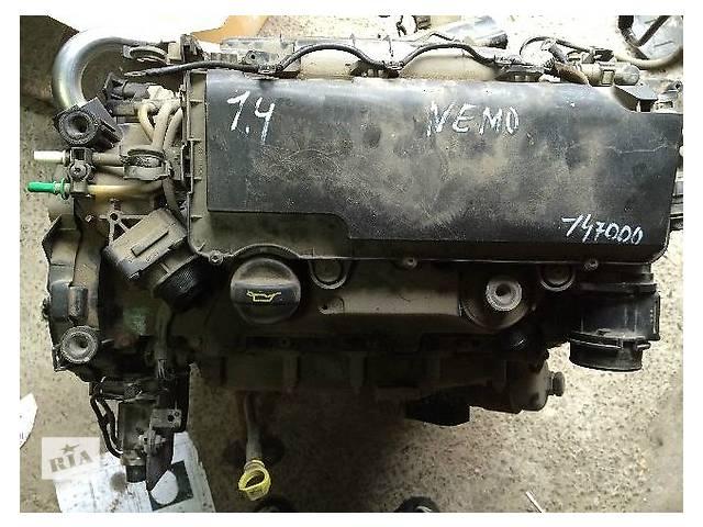 продам Б/у двигатель для легкового авто Citroen Nemo 1.4 HDI бу в Ужгороде