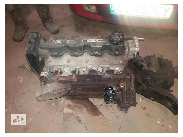 продам Б/у двигатель для легкового авто Daewoo Lanos 1.4 бу в Ужгороде
