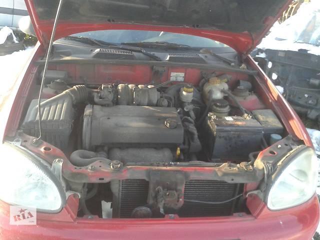 купить бу Б/у двигатель для легкового авто Daewoo Lanos 1,5 бенз 16 клап в Яворове (Львовской обл.)