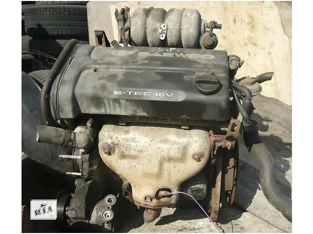 продам Б/у двигатель для легкового авто Daewoo Nubira 1.6 бу в Ужгороде