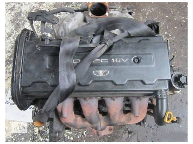 продам Б/у двигатель для легкового авто Daewoo Nubira 2.0 бу в Ужгороде