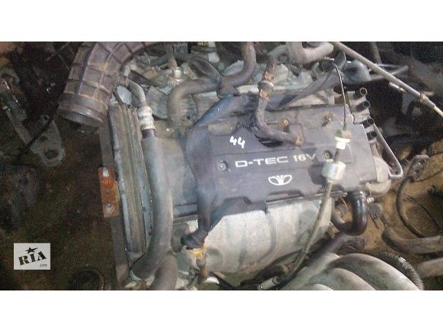 купить бу Б/у двигатель для легкового авто Daewoo в Яворове