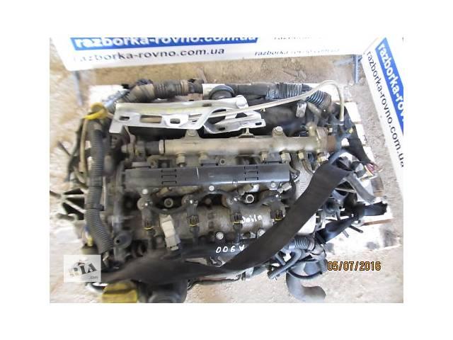 купить бу Б/у двигатель для легкового авто Fiat Doblo 188A900 в Ровно