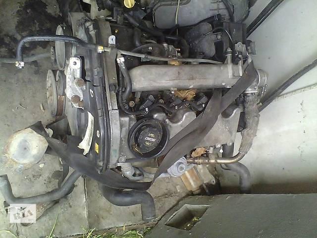 купить бу Б/у двигатель для легкового авто Fiat Doblo в Львове