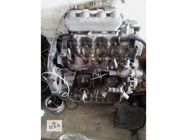 бу Б/у двигатель для легкового авто Fiat Ducato 2.5TDI (12 клапанный) Т8А в Ковеле