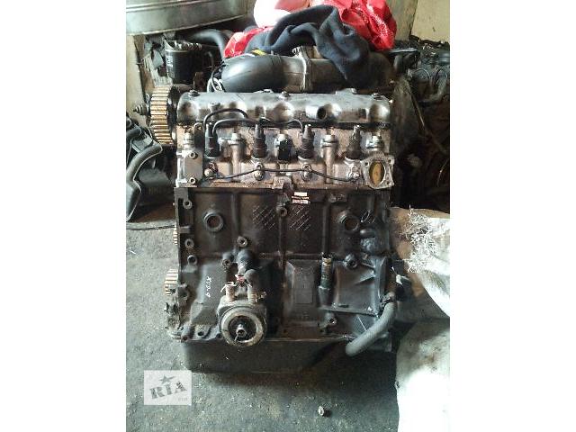 купить бу Б/у двигатель для легкового авто Fiat Ducato пежо боксер 1.9d (XUD-9) в Ковеле