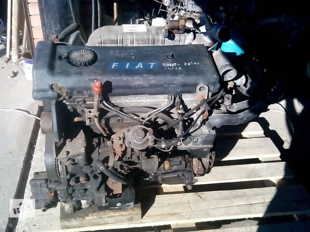 Б/у двигатель для легкового авто Fiat Ducato- объявление о продаже  в Львове
