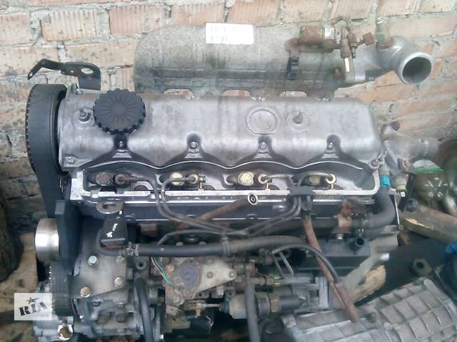 купить бу Б/у двигатель для легкового авто Fiat Ducato в Львове