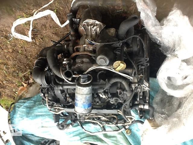 Б/у двигатель для легкового авто Fiat Fiorino- объявление о продаже  в Самборе