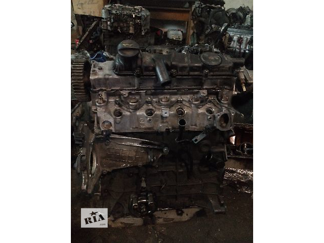 купить бу Б/у двигатель для легкового авто Fiat Scudo 1.9d(DW-8) в Ковеле