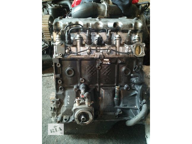 купить бу Б/у двигатель для легкового авто Fiat Scudo 1.9d(XUD-9) в Ковеле
