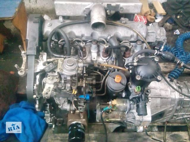 купить бу Б/у двигатель для легкового авто Fiat Scudo в Львове