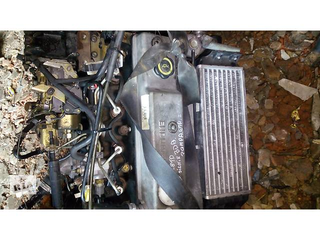 купить бу Б/у двигатель для легкового авто Ford Escort 1,8тд в Луцке