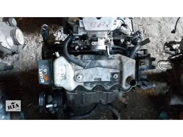 бу Б/у двигатель для легкового авто Ford Escort 1993 в Тернополе