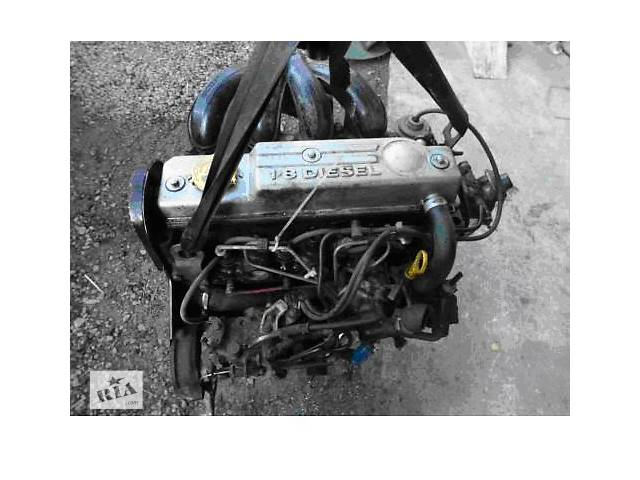 купить бу Б/у двигатель для легкового авто Ford Escort в Снятине
