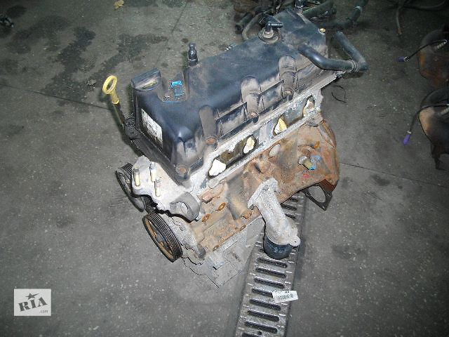 купить бу Б/у двигатель для легкового авто Ford Fiesta 2007 в Львове