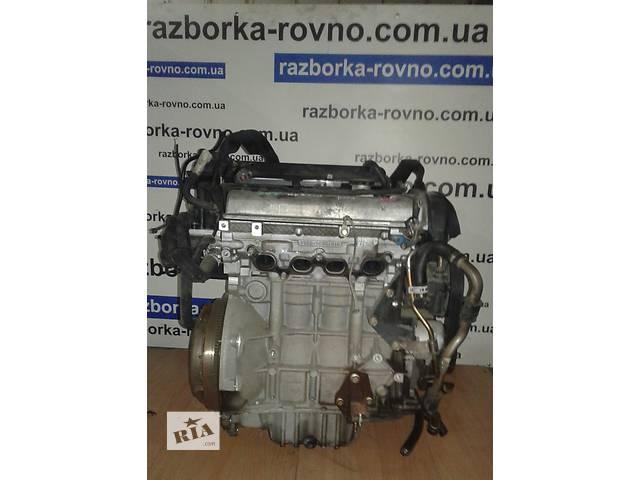 Б/у двигатель для легкового авто Ford Fiesta DHF- объявление о продаже  в Ровно