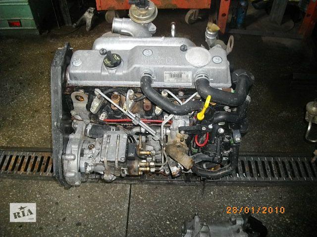 Б/у двигатель для легкового авто Ford Focus 2001- объявление о продаже  в Львове
