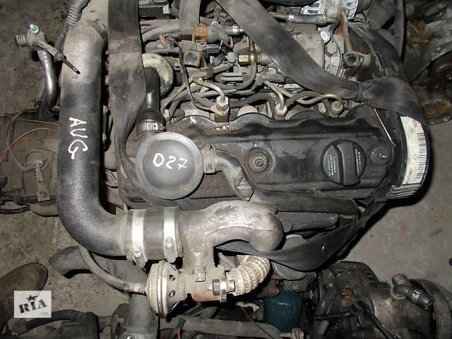бу Б/у Двигатель Ford Galaxy 1.9 tdi № AVG в Стрые