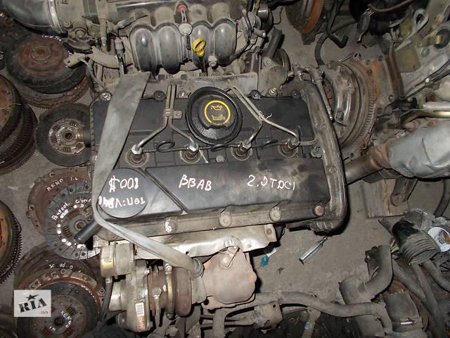 купить бу Б/у Двигатель Ford Mondeo 2.0 tdci № BBAB в Стрые