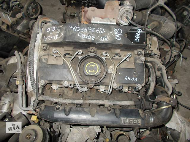 Б/у Двигатель Ford Mondeo 2.0 tdci № BBBB- объявление о продаже  в Стрые