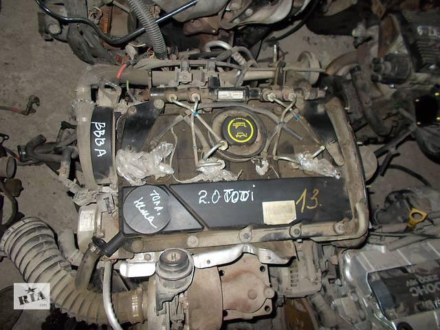 купить бу Б/у Двигатель Ford Mondeo 2.0 tddi № BBBA в Стрые