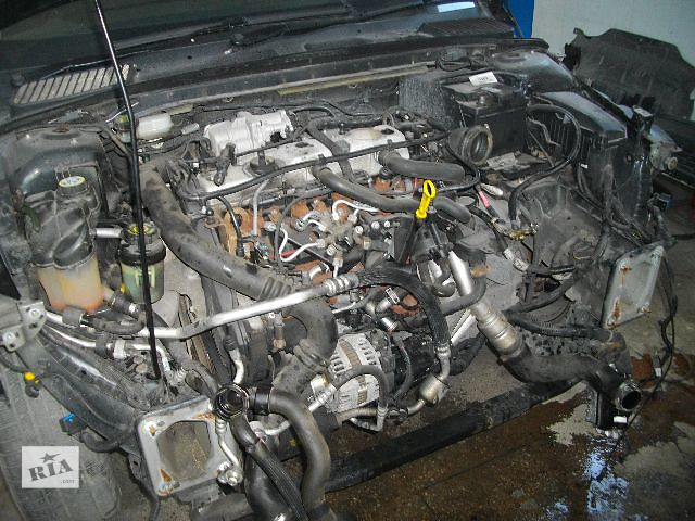 Б/у двигатель для легкового авто Ford Mondeo 2008- объявление о продаже  в Львове