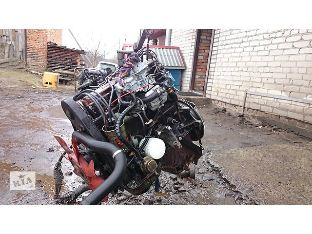 бу Б/у двигатель для легкового авто Ford Scorpio 2.0Ohc в Львове