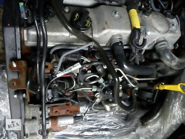 Б/у двигатель для легкового авто Ford Tourneo Connect- объявление о продаже  в Львове