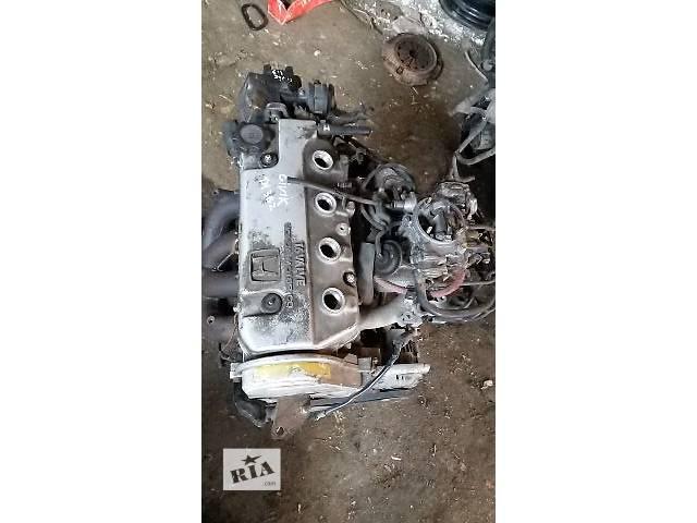 Б/у двигатель для легкового авто Honda Civic- объявление о продаже  в Тернополе