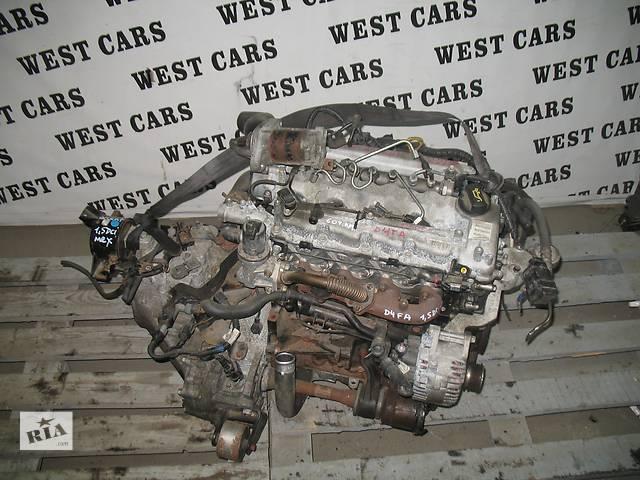 купить бу Б/у двигатель для легкового авто Hyundai Accent 1.5d D4fa в Луцке