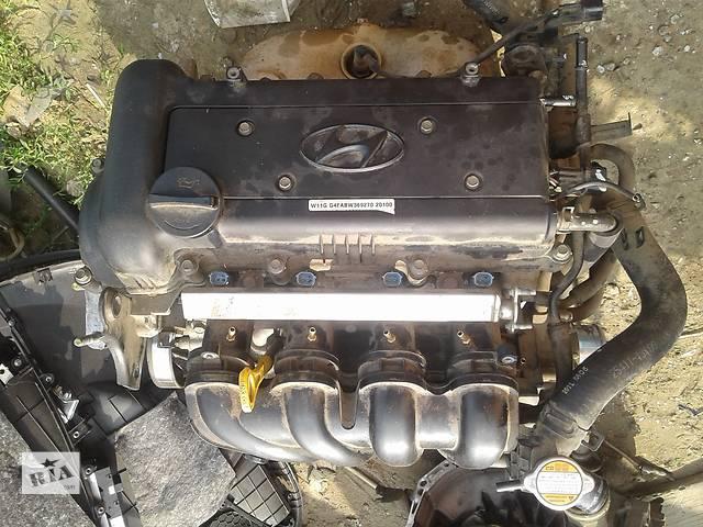 Б/у двигатель для легкового авто Hyundai Accent- объявление о продаже  в Чернигове