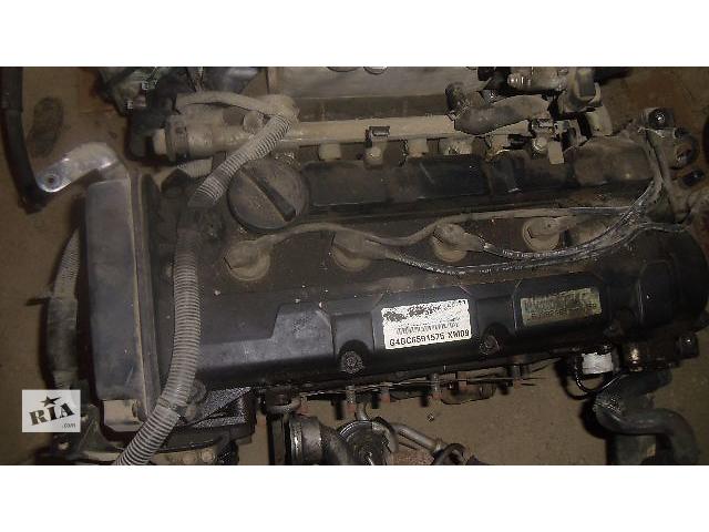 бу Б/у двигатель для легкового авто Hyundai Tucson 2006 2.0 бензин  G4GC в Коломые