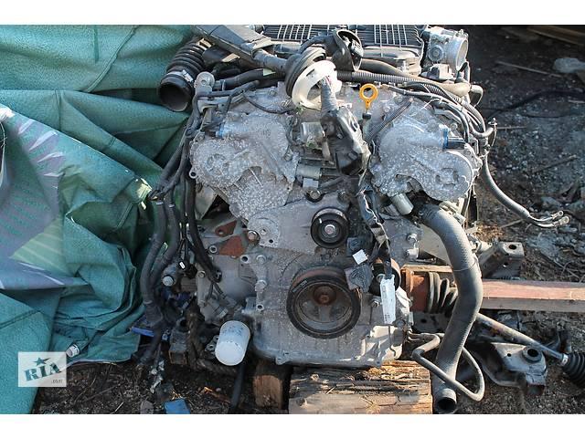продам Б/у двигатель для легкового авто Infiniti EX бу в Одессе