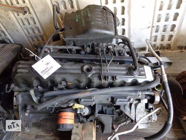 Б/у двигатель для легкового авто Jeep Grand Cherokee 99r. 4.0- объявление о продаже  в Киеве