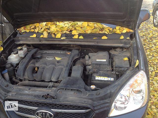 купить бу Б/у двигатель для легкового авто Kia Carens 2007 в Ровно