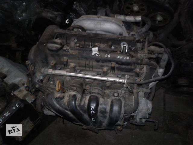 Б/у двигатель для легкового авто Kia Cerato- объявление о продаже  в Чернигове
