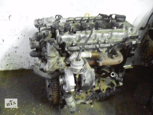 Б/у двигатель для легкового авто Kia Rio JB 1.5crdi  2006г  JB- объявление о продаже  в Ровно