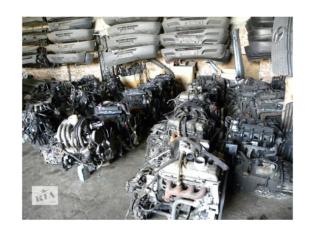 купить бу Б/у двигатель для легкового авто Kia Rio в Львове