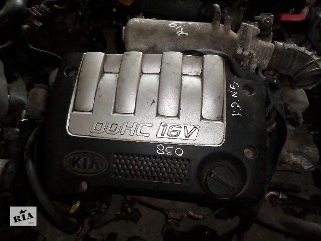бу Б/у Двигатель Kia Spectra 1.8 бензин № K2N5 1998-2004 в Стрые