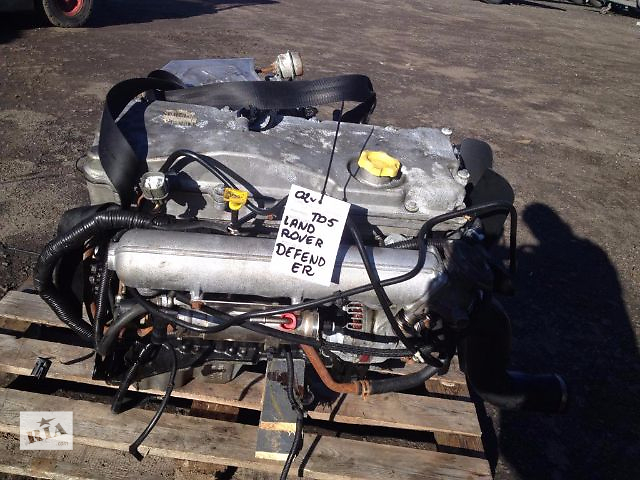 купить бу Б/у двигатель для легкового авто Land Rover Defender 110 TD5 в Киеве