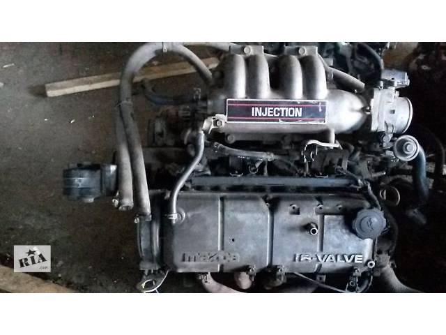 купить бу Б/у двигатель для легкового авто Mazda 323 1993 в Бучаче