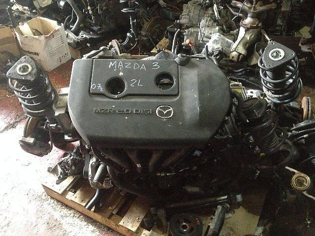продам Б/у двигатель для легкового авто Mazda 3 бу в Киеве