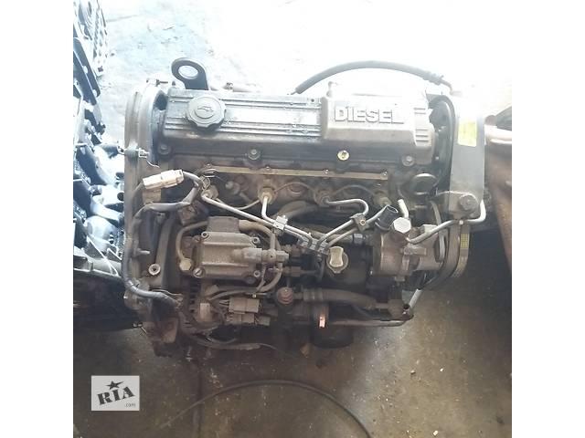 Б/у двигатель для легкового авто Mazda 626 2.0 Дизель- объявление о продаже  в Ковеле