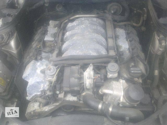 Б/у двигатель для легкового авто Mercedes E-Class 2004- объявление о продаже  в Киеве